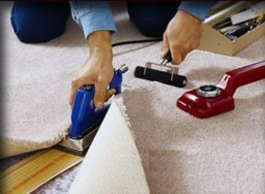 Professional carpet repairs
